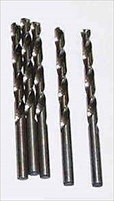 "5 pieces 5/16"" Jobbers Length Twist Drill bits hs high speed steel 4-1/2"" Long"