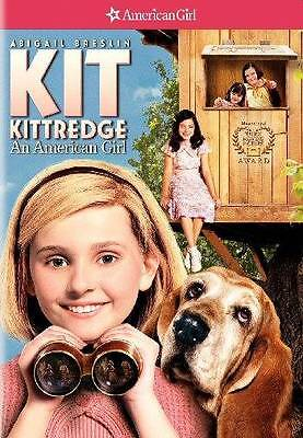Kit Kittredge An American Girl Abigail Breslin DVD NEW