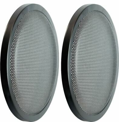 """PAIR 10"""" Heavy Duty High Excursion Subwoofer Speaker Classic Grill Grills Cover"""