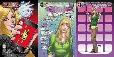 store variant TRISH OUT OF WATER #1 A/B +D exclusive /300 ASPEN Giuseppe Cafaro