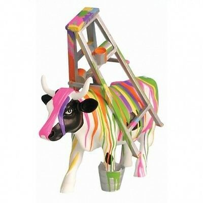Cow Parade Muuu Travies Collectible Figurine 47733