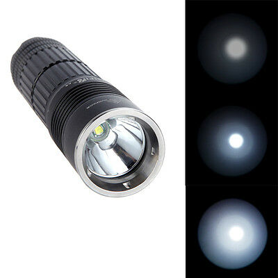 1600 Lumen TrustFire A8 5-Modes CREE XML XM-L T6 26650 LED Flashlight Torch Lamp