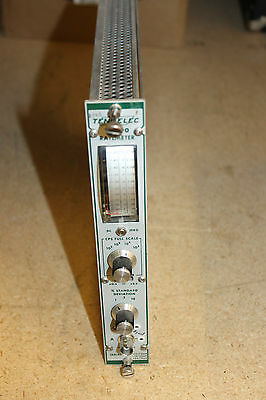 Tennelec TC590 RateMeter Nim Bin Module TC-590