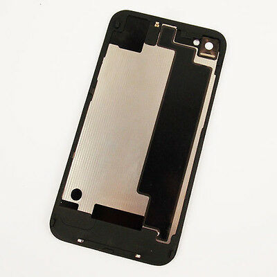 New Battery Cover Back Door Rear Glass OEM Replace For iPhone 4S A1387 Black