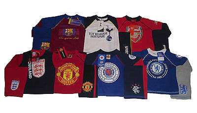 Baby Boys Pyjamas Official Football Long