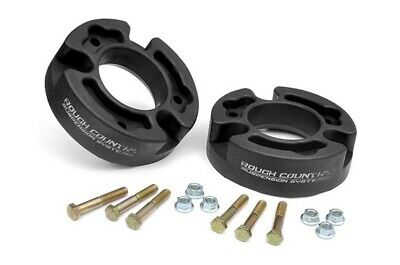 """Rough Country 2.5"""" Front End Leveling Kit, 2004-2008 2WD/4WD Ford F-150 570"""