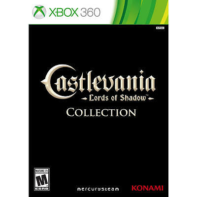 Castlevania Lords of Shadow Collection for Xbox 360