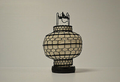 "Lovely Chinese Small Round White Lantern Home Decoration Party Gift 5""D"