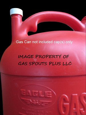 EAGLE REAR VENT SCREW CAP LID NEW Gas Can Part For PG-1 PG-3 PG-5 PG-6 KP-3 KP-5