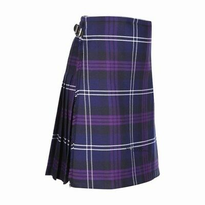 Kids Casual Polyviscose Heritage of Scotland Kilt aged 0-12 Available