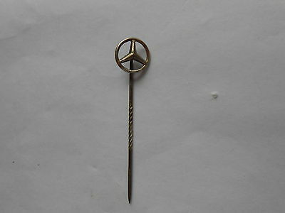 Cool Vintage Small Mercedes Auto Automobile Advertising Stick Pin Stickpin