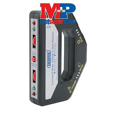 Draper 13818 Combined Metal Cable Voltage And Stud Detector