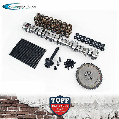 VE Holden Commodore & HSV V8 L98 LS3 Cam Package Kit VCM Camshaft Grind Pack 1