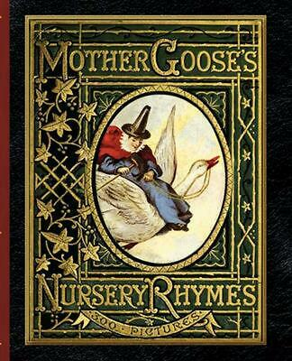 Mother Goose Nursery Rhymes by Paperback Book (English)