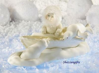 Snowbabies Hop on Board RRP £35.00