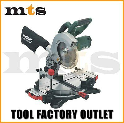 METABO KS 216 M 216mm 1350W LASER CROSSCUT MITRE SAW