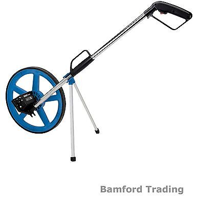 Draper Surveyors Land Road Distance Measuring Wheel New