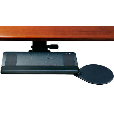 Humanscale Keyboard Tray With Mouse Platform Model 900