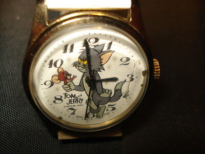 Tom And Jerry Character Watch,Works, MGM