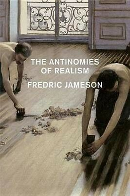 NEW The Antinomies of Realism by Fredric Jameson Hardcover Book (English) Free S