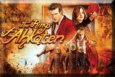 Doctor Who The Angels Take Manhattan Episode 2 x 3 Refrigerator Magnet UNUSED