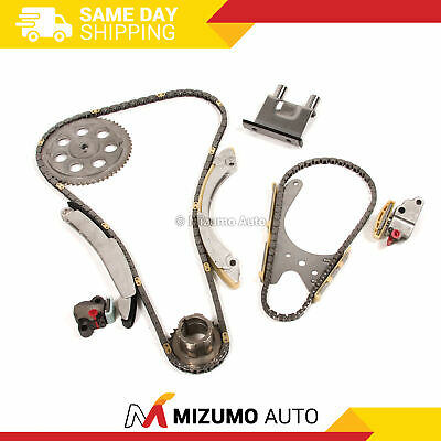 Timing Chain Kit Fit 07-11 Chevrolet Corolado GMC Canyon Hummer Isuzu 2.9 3.7