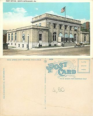 Pa Post Office Personalized Metal Sign Vintage 106180011447 Bethlehem