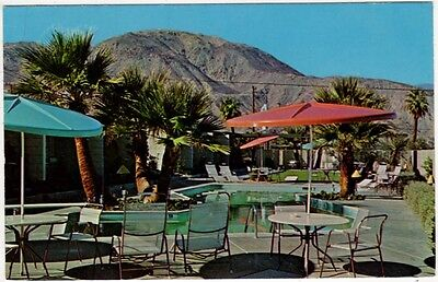 Y d inn twin mountain nh 1932 double ppc advertising with for Desert motor palm desert ca