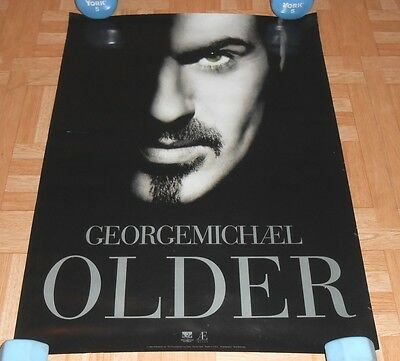 George Michael Older 1996 Promo Poster Wham 24x18