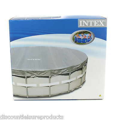 Intex DEBRIS Cover 18ft (549cm) Ultra Frame Above Ground Swimming Pool #28041