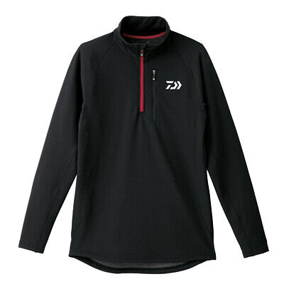 Daiwa Breathmagic Half Zip Jacket Unterziehjacke Thermo Deluxe Daiwa Shop
