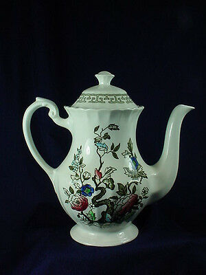 STAFFORDSHIRE MEAKIN KASHMIR COFFEE POT