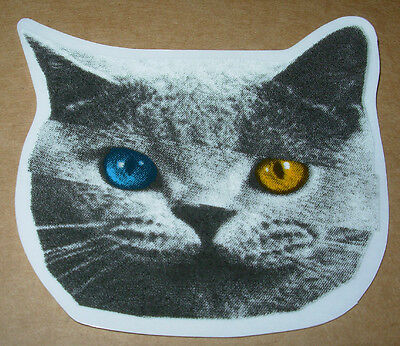 ODD FUTURE OFWGKTA Sticker OF CAT LOGO decal New TYLER THE CREATOR