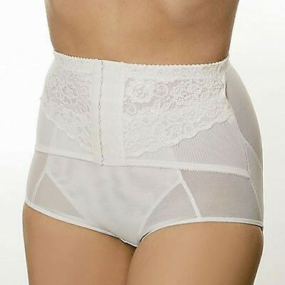 Ladies Tummy Tuc Briefs Pants Reduce Size Stomach Hips Lift Support Spandex New