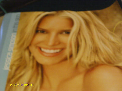 Jessica Simpson In This Skin Promo Poster
