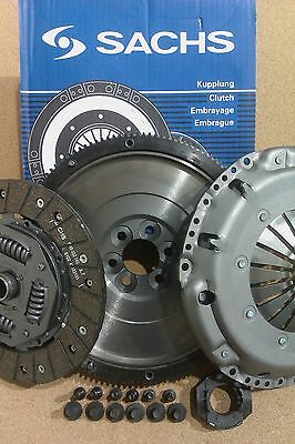 New G60 Solid Flywheel & Sachs Vr6 Clutch For 1.9 Tdi & 1.8T 02J 02A