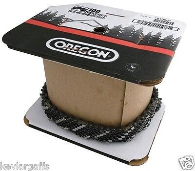 100 feet .063 Gauge OREGON 404 saw chain full chisel FULL SKIP 100 foot roll