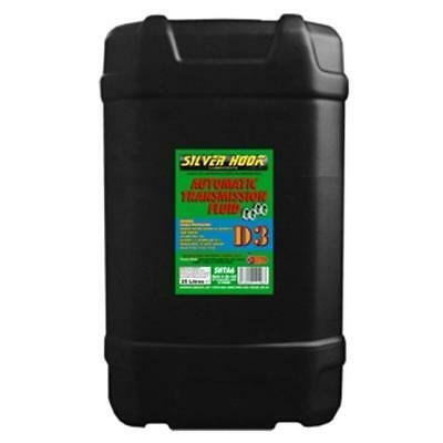 Silverhook SHTA6 Fully Synthetic Automatic Transmission Fluid Dexron 3 [ATF] 25L