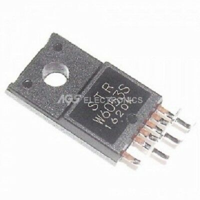 STRW6053S - STRW 6053S - W6053S Integrato Current Mode Control PWM Regulator