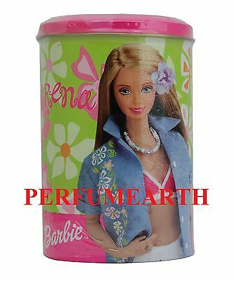 BARBIE SIRENA CAN BY BARBIE 2.5 oz./75 ml EDT SPRAY CAN FOR GIRLS NEW IN BOX
