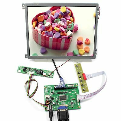 VGA Lcd controller board 10.4inch AA104VH01 640x480 LED backlight Lcd Panel