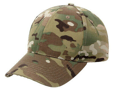 Tactical OCP Cap Multicam Camo Low Profile Hat Military Army Rothco 8287