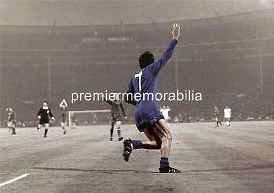 Manchester United Fc 1968 European Cup Final George Best Goal Celebration Print