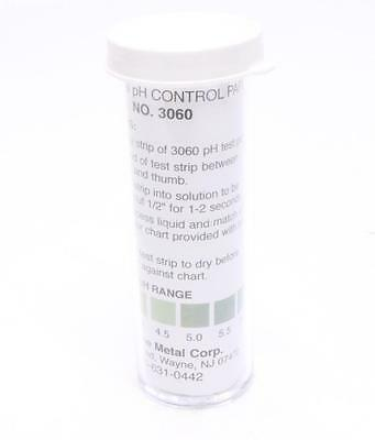 Krowne pH Test Strips - 50 Strips per Bottle, Works for SUSHI RICE - 25-126