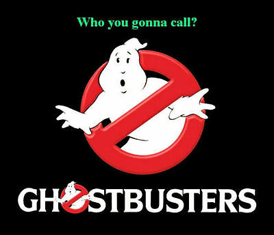 Classic Retro High Quality Ghost Busters Mousemat Pad