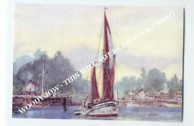rp6353 - Everard Sailing Barge - Will - photo 6x4