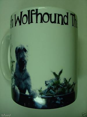 Irish Wolfhound The Only Dog For Me  Coffee Mug No1
