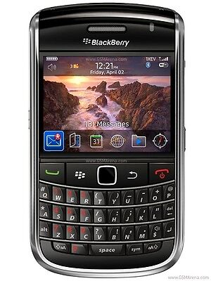 BlackBerry Bold 9650 - Black (Unlocked) Smartphone Good Condition