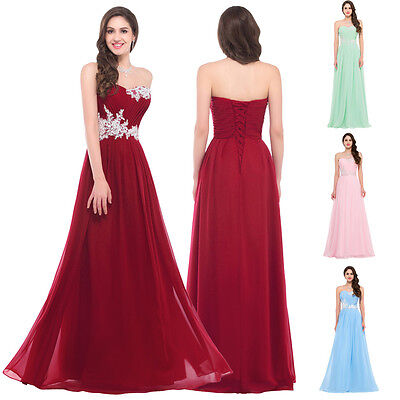BLUE Beaded Sexy One Shoulder Cocktail Bridesmaid Semi Formal Prom Evening Dress