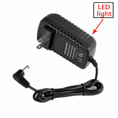 """AC/DC Power Supply Adapter Wall Charger For GiiNii GN-818 Digital Photo Frame 8"""""""